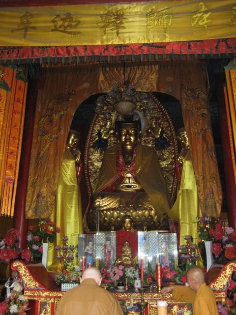 Från Buddhahallen